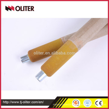 s type temperature probe and oxygen sensor probe for steel making