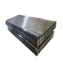 0.12-0.8mm Regular Spangle Galvanized Steel Roofing