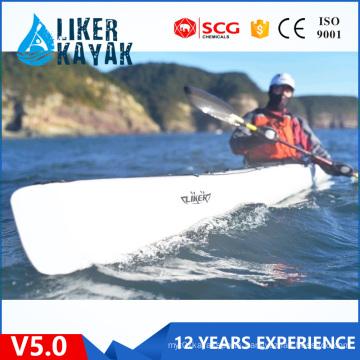 Top Quality Single Seat PE Kayaks for Touring