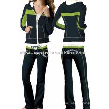последние женские спортивные велюр костюмы