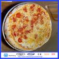 Heißer Verkauf Edelstahl / Aluminium Pizza Wire Mesh Screen / Tray (kostenlose Probe)