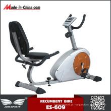 Crossfit Equipamento Magnetic Recumbent Exercise Bike