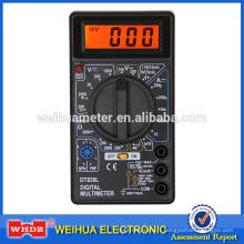 Multimètre numérique DT830BF.3L avec rétroéclairage avec test de batterie