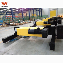 5t 6m height European Style Electric Wire Rope Hoist with ABM motor 5t 6m height European Style Electric Wire Rope Hoist with ABM motor