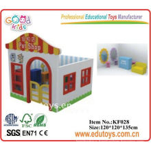 OEM Wooden doll house furniture