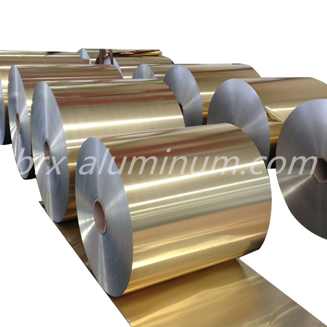 Household Aluminum Alloy Foil