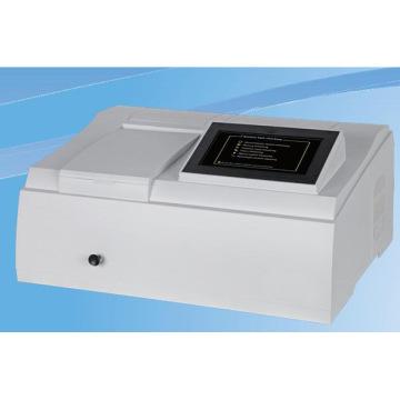 Spectrophotomètre UV visible en laboratoire