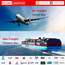 Fret aérien rapide / Service de fret maritime bon marché / meilleur fret de la Chine (agent d'expédition de fret)