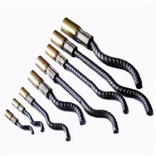 Zócalo de refuerzo prefabricado / Ancla de elevación con forma de cola ondulada (hardware de construcción)