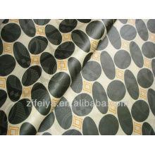 West African imprimió la tela jacquard Nigerian diseña la nueva llegada de la moda 10 yardas / bolsa guinea brocade bazin riche FYP03-J