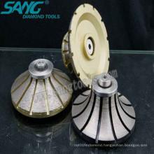 Hot Selling Profile Wheels for Stone (SA-018)