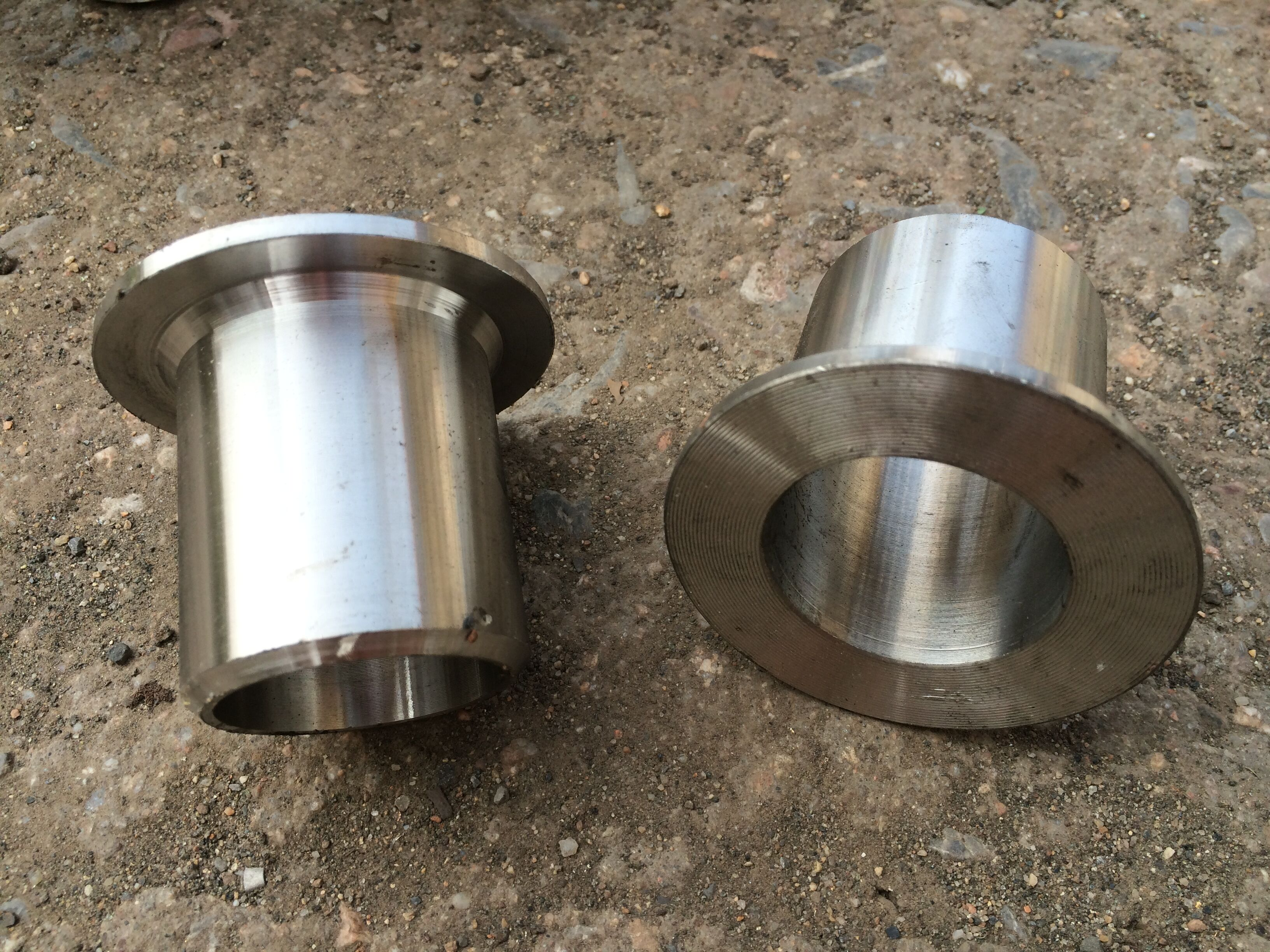 stainless steel astm a403 wp316 Stub End(long type)