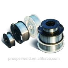 Aws de alta calidad 5.20 e71t-1 flujo fundido alambre de soldadura