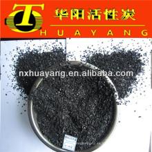8-24 malla granular tuerca cáscara de carbón activo