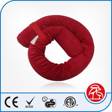 Multifunctional snake shape full body pillow