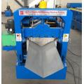 cold steel ridge cap roll forming machine