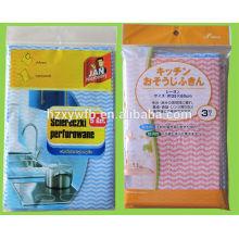 Usage à la maison non-tissé tissu propre nettoyage à la maison essuyer