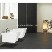 Сделано в Китае ванной комнатой p-ловушка керамическая круглая стена повиснула туалет / портативный туалет