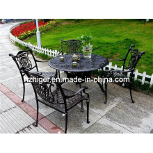 Beautiful, Durable, High, Die Casting Aluminum Garden Sets (HG507)