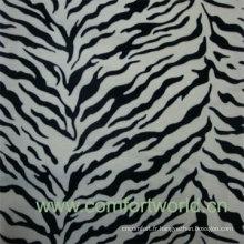 Tissu de troupeau de tapisserie d'ameublement pour le sofa