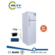 Double réfrigérateur solaire à double porte