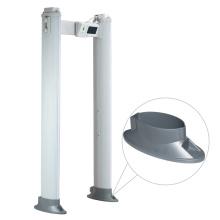 IP67 Outdoor Check 24 Zonen Bank Archway Metalldetektor