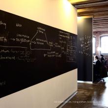Etiqueta de pared de vinilo de pizarra magnética grande para pared