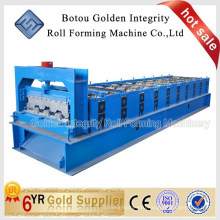JCX full automatic floor tile making machine with iron sheet