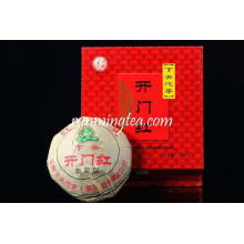 2007 Xiaguan Kai Men Hong Raw Pu - Erh Tea