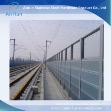 Round Hole Perforated Panel as Fence Barrier
