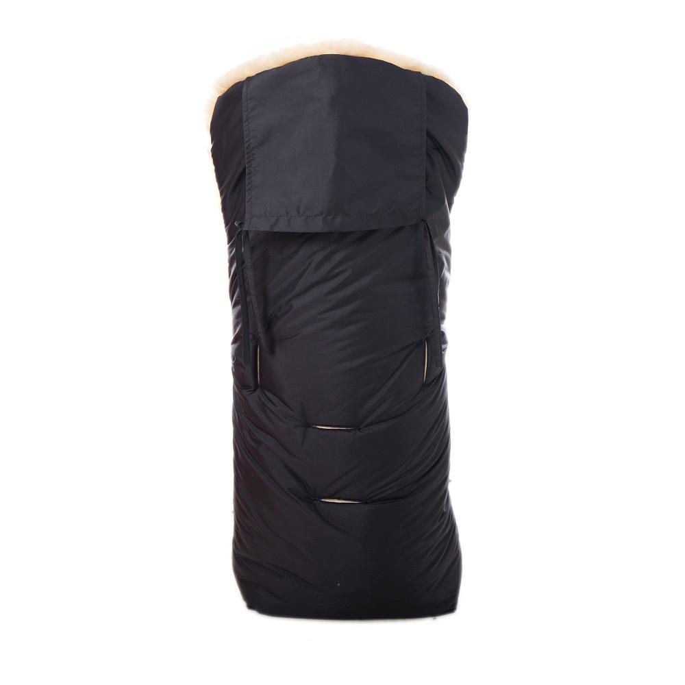 Infant sheepskin sleeping bag
