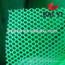 Manga de plástico macia de tecelagem, malha de fio de galinha com menor preço