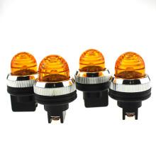 Indicador circular de la lámpara de señal de la fuente de luz fría de 30m m LED de Ad30 30m m