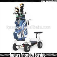 4 wheels golfboard