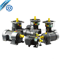 750w 1500w 2200w 3700w 1HP 2HP 3HP 5HP small 3 phases AC gear motor