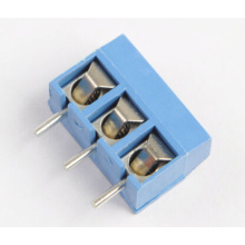 Kf301-3p 5.08mm Connect Terminal Blue Screw Terminal Connector