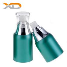 30ml 50ml 100ml 120ml 150ml round single layer airless lotion bottle