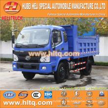 FOTON 4x2 5tons Ladekapazität Kipper LKW mit hoher Qualität und heißer Verkauf in China