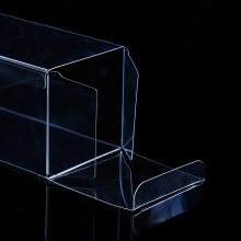 Customized Clear Plastic PVC Packaging Box