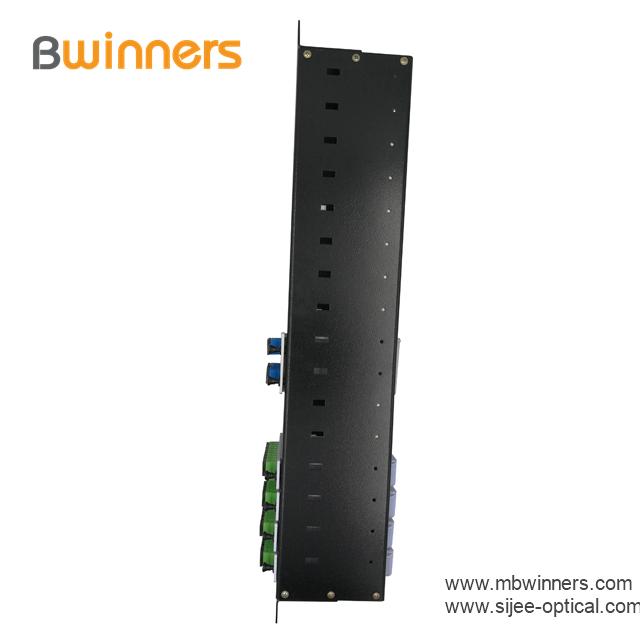 Rack Mounted Plc Splitter Frame
