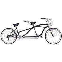 "26"" 7s Good Quality Women Beach Tandem Bicycle"