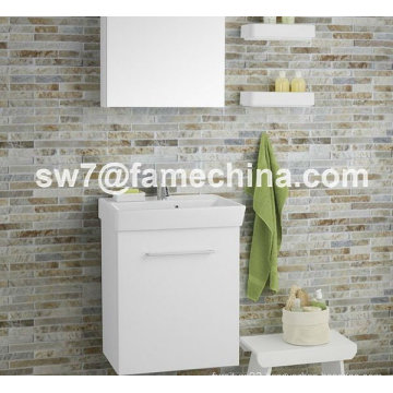 2013 High Gloss Wall Mounted MDF Cabinet of Small Bathroom