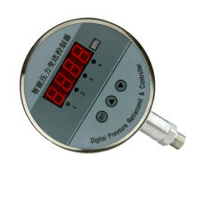 Dua power supply mode digital pressure controller