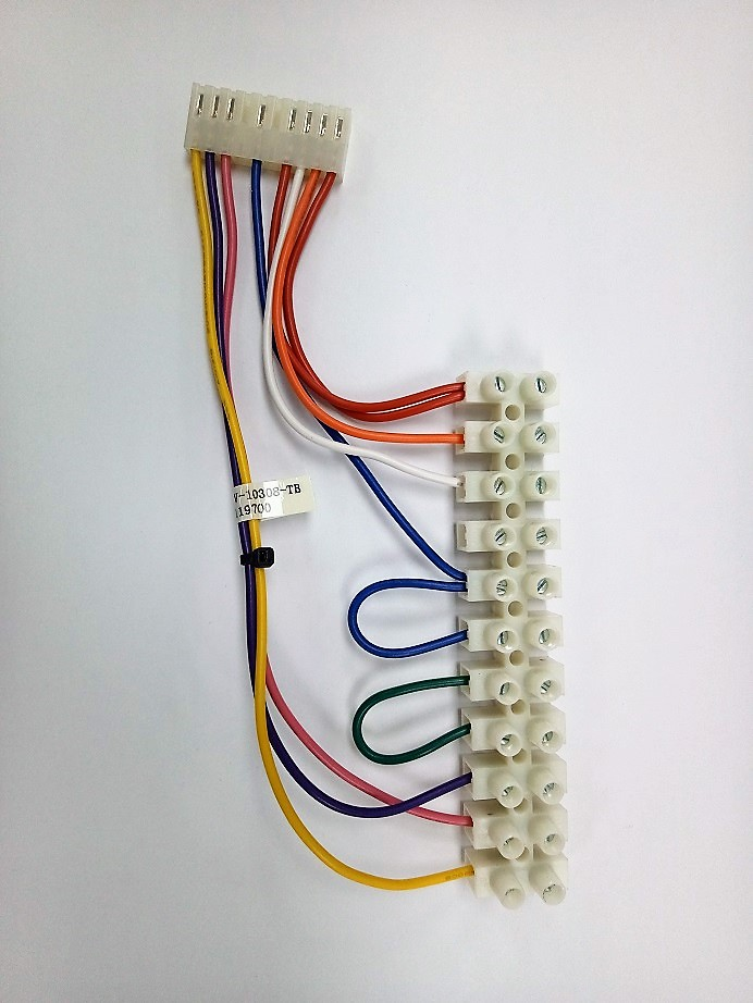 Terminal Block Wiring Harness