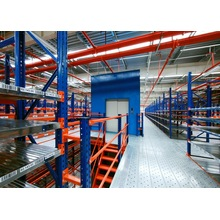 Steel Warehouse Rack Mezzanine Systems