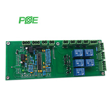 China Circuit Board Factory Contract Manufacturing PCBA Electronics Assembly PCB