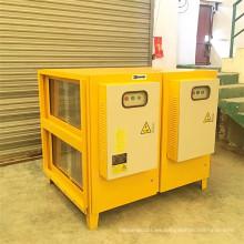 Máquina de purificación de fotólisis UV industrial del OEM fábrica de China