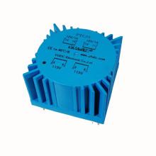 step down power transformer / toroidal audio transformer