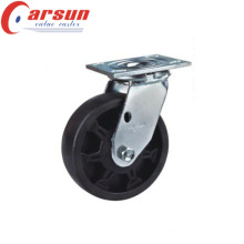 100mm Heavy Duty Rotating Castor with High Temperature Wheel