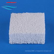 Фильтр циркония силиконовые керамические упаковки пены для литья металла